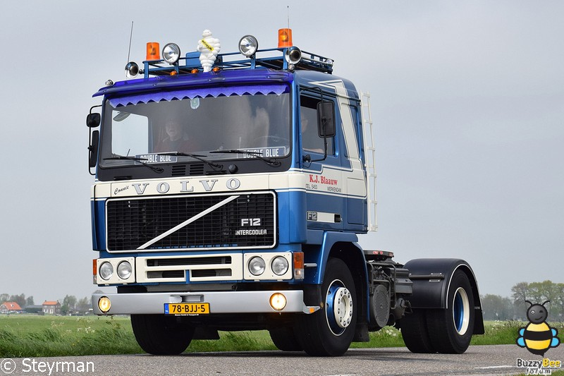 DSC 5961-BorderMaker - Oldtimer Truckersparade Oldebroek 2017