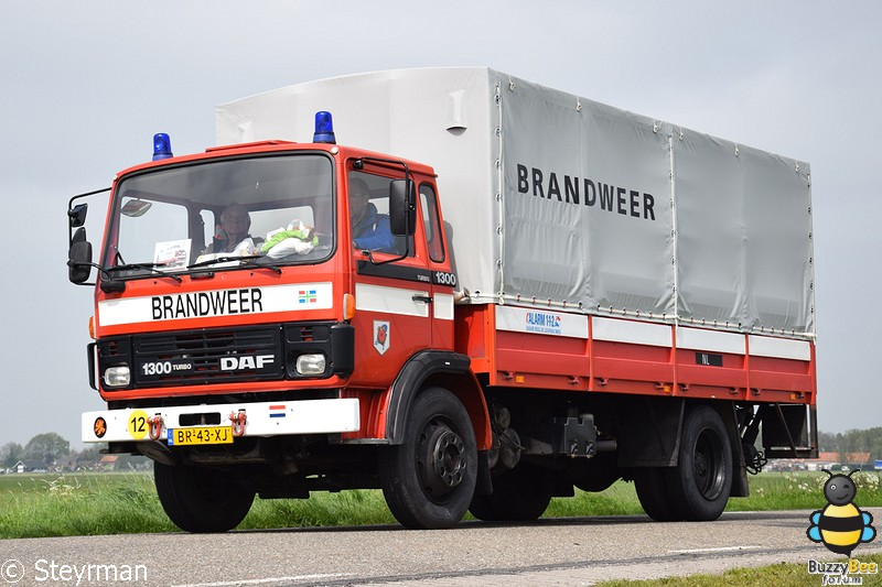 DSC 5971-BorderMaker - Oldtimer Truckersparade Oldebroek 2017