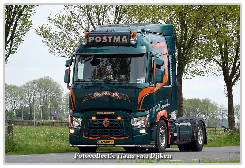 Postma 76-BHH-7()-BorderMaker -