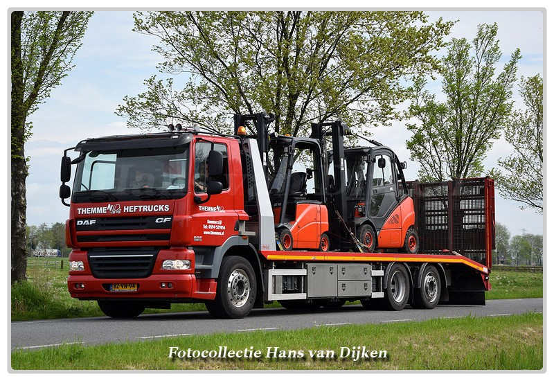 Themmen Heftrucks BZ-VN-94-BorderMaker -