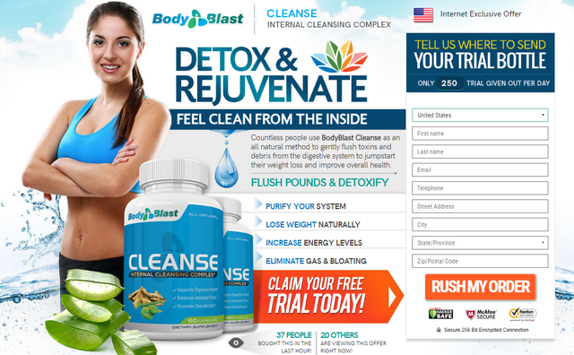 body-blast-cleanse-detox Do You Called for Detox Body Blast?