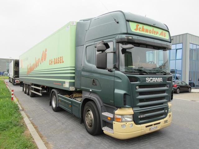 AG 443943 Scania R Series 1/2