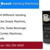 Vending Machines Palm Beach | Call Now (561) 291-6065