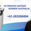 - HP Printer Support Number