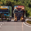 Das DINO TRUCK TEAM mit Mandy, Andreas und Simon on the run! Powered by www.truck-pics.eu