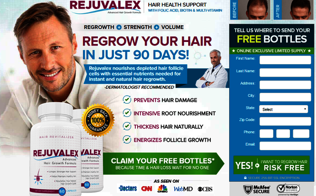 Rejuvalex http://www.healthyminihub.com/rejuvalex-hair-growth-formula/