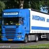 17-BHP-8 Scania R450 Wegman... - Truckrun 2e mond 2017