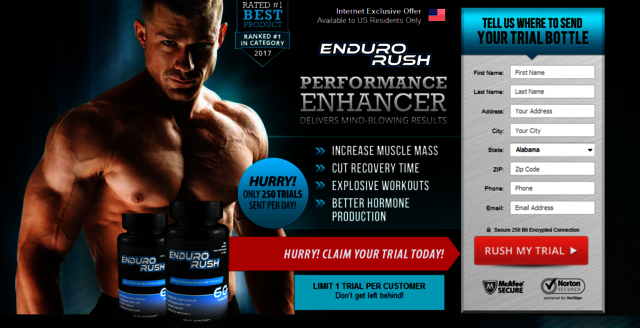 eEndure Rush Reviews: How Does It Works? http://healthsuppfacts.com/enduro-rush-reviews/