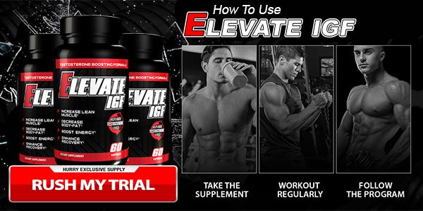 elevate-igf-reviews Elevate IGF unequivocally how dose work?