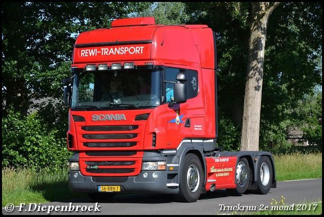 36-BBN-7 Scania R440 Rewi-BorderMaker Truckrun 2e mond 2017