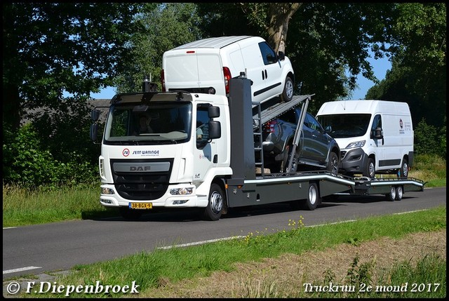 38-BGX-9 DAF LF Sent Wanninge-BorderMaker Truckrun 2e mond 2017