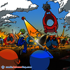 Browser War - Web Joke - Tech Jokes