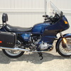 SOLD.....6172801 '83 BMW R80RT, Dark Blue. 49,600 Miles. Koni rear shocks, BMW Saddlebags, Reynolds Tour Rest. Fresh 10K Service, New Tires & Battery, plus much more!