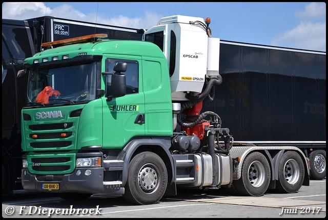 08-BHK-2 Scania G410 Fuhler    2017 Photo album by Ferdinand206