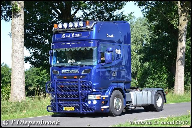 61-BHF-2 Scania R500 van der Laan-BorderMaker Truckrun 2e mond 2017