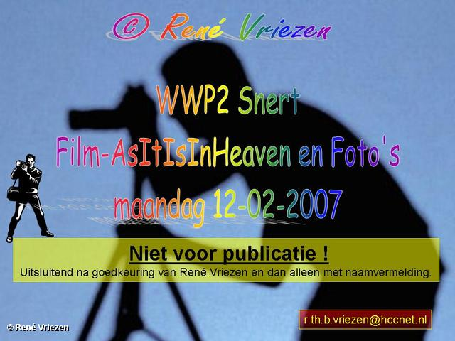 René Vriezen 2007-02-12 #0000 WWP2 Snert Film-AsItIsInHeaven 12-02-2007
