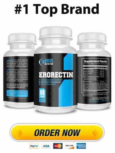 Erorectin-bottle Know the Dose of Erorectin Male Enhancement Pills