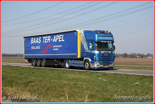 BP-BN-72  E-BorderMaker Huif en Openopleggers