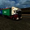 ets2 Scania R420 Highline 4... - prive skin ets2