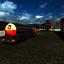 ets2 Daf 2800 6x4 + Tanktra... - prive skin ets2