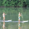 SUP Stand up Paddleboard - Surf Trips Costa Rica