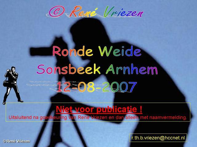 René Vriezen 2007-08-12 #0000 Ronde Weide Sonsbeek Arnhem 12-08-2007