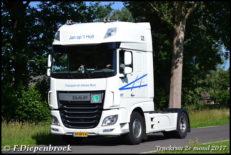 89-BFV-4 DAF 106 Jan opt Holt-BorderMaker - Truckrun 2e mond 2017