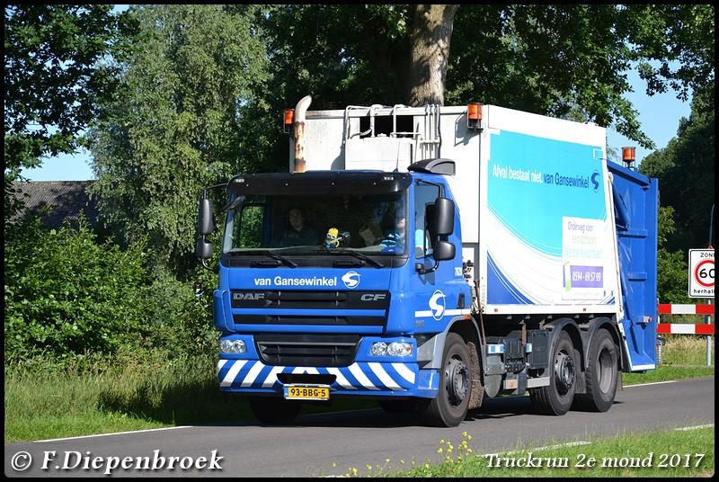 93-BBG-5 DAF CF van Ganzewinkel-BorderMaker - Truckrun 2e mond 2017