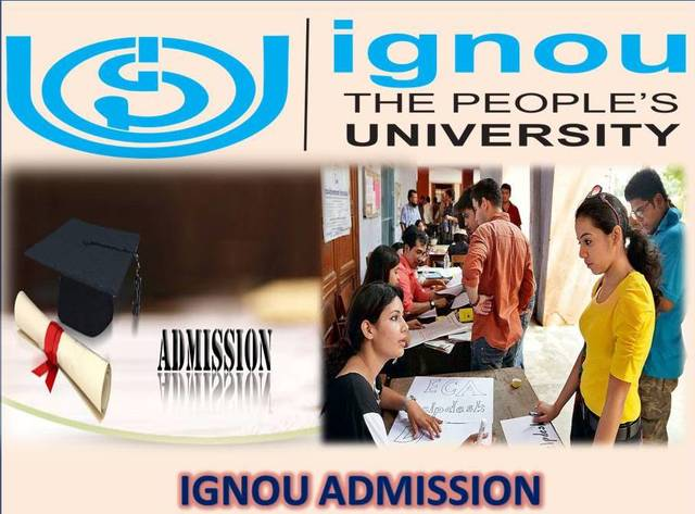 IGNOU Admission Admission