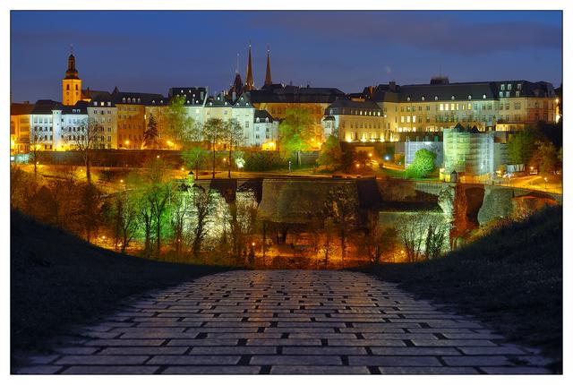 Luxembourg Night 1 Belgium and Luxembourg