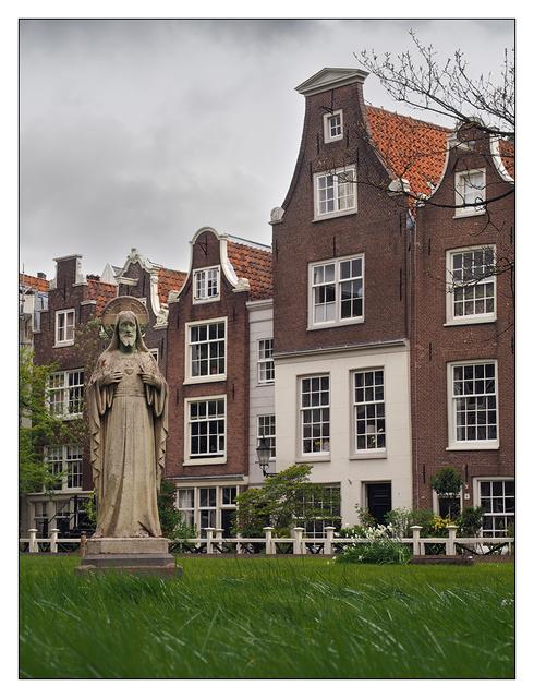 Amsterdam Begijnhof 1 Netherlands