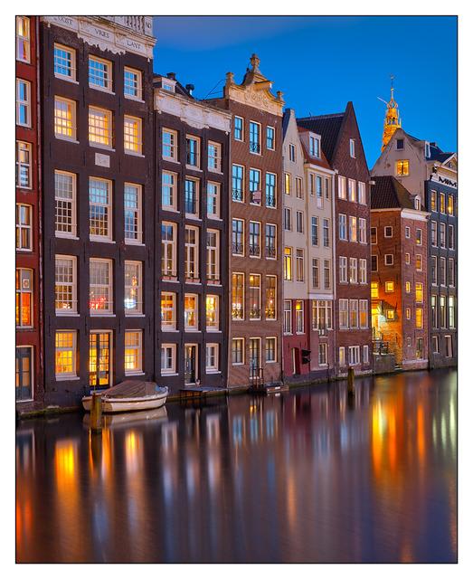 Damrak 3 Netherlands