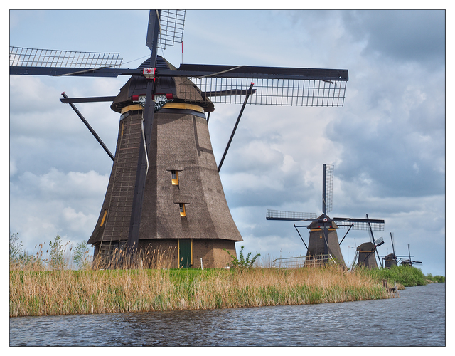 Kinderdijk 3b Netherlands