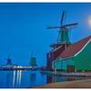 Zaanse Schans Panorama 2b - Netherlands
