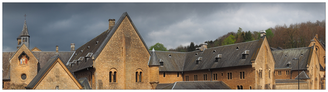 Abbaye Notre Dame d Orval Benelux Panoramas