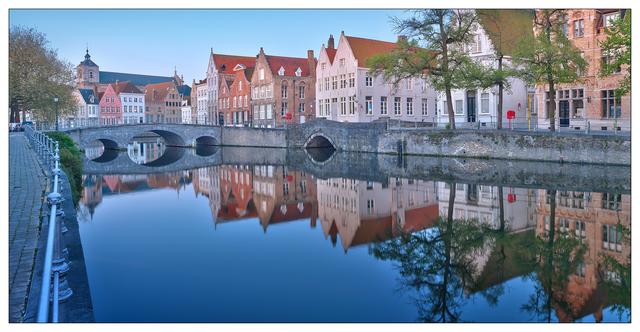 Brugge Panorama 1 Benelux Panoramas