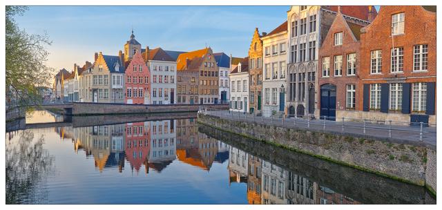 Brugge Panorama 3 Benelux Panoramas
