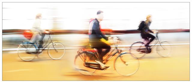 Amsterdam Bikes 3 Benelux Panoramas