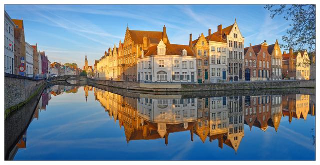 Brugge Panorama 4 Benelux Panoramas