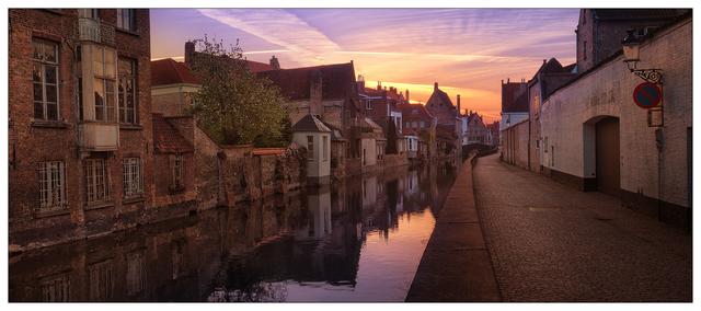 Brugge Panorama 6 Benelux Panoramas