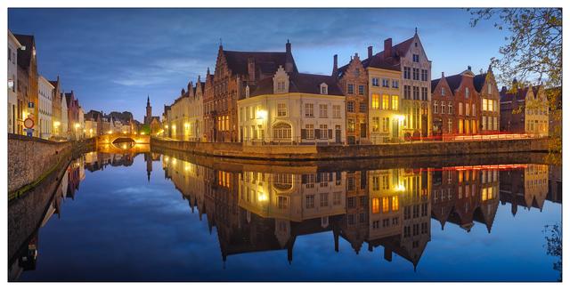 Brugge Panorama 7 Benelux Panoramas
