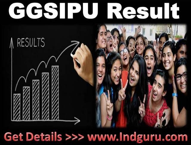GGSIPU Result Result