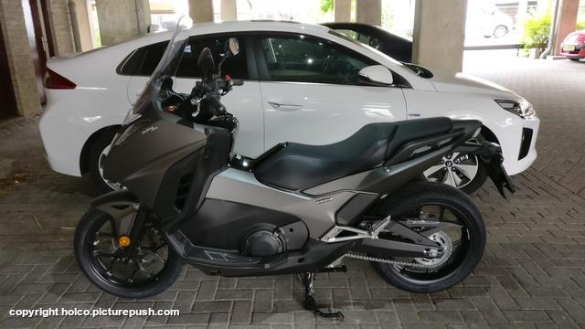 IMG 20170725 173436 Honda NC750 Integra
