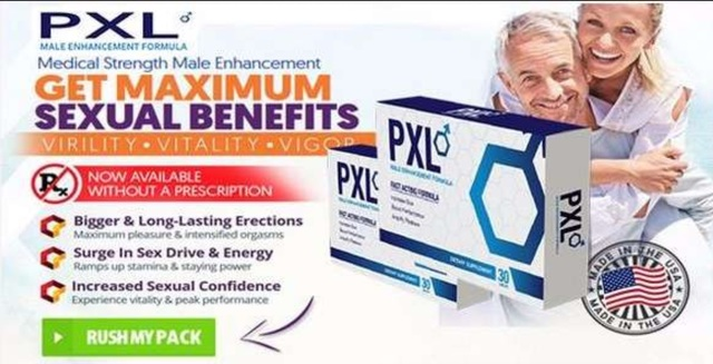 PXL Male Enhancement: A Natural Formula To Boost e Picture Box
