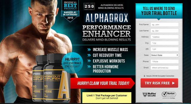 Alphadrox Reviews Does Really Works? Alphadrox Reviews