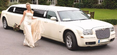 white-wedding-limo Picture Box