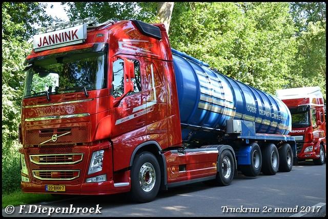 20-BHH-7 Volvo Jannink-BorderMaker Truckrun 2e mond 2017