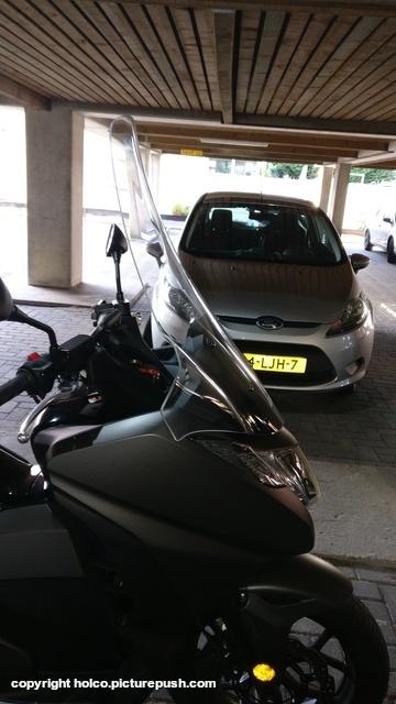 IMG 20170803 191412 Honda NC750 Integra
