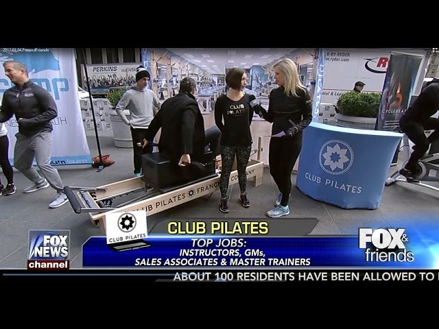 physical fitness Club Pilates Chesterfield
