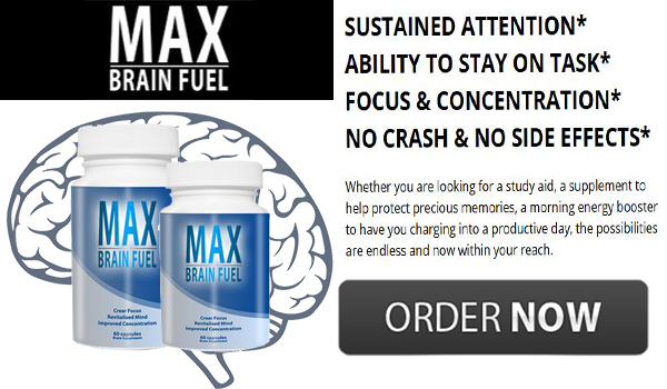 Max Brain Fuel Reviews, Side Effects and Scam Max Brain Fuel